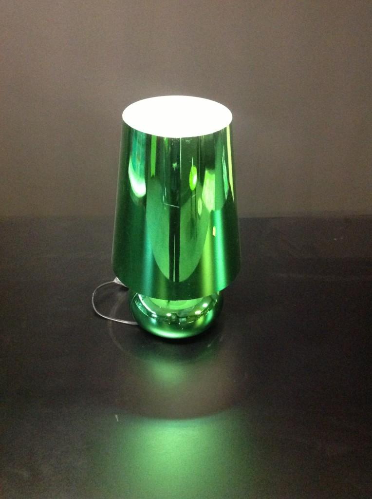 Brocbutdesign Lampe De Table Cindy Verte Kartell